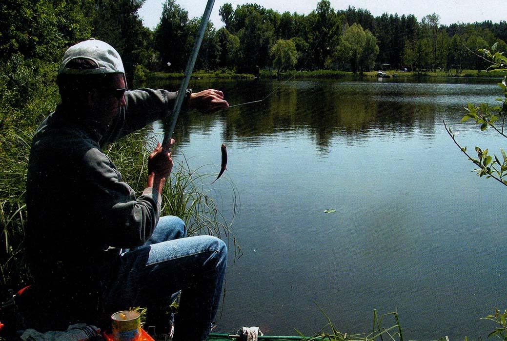 рыбалка колосок ставропольский