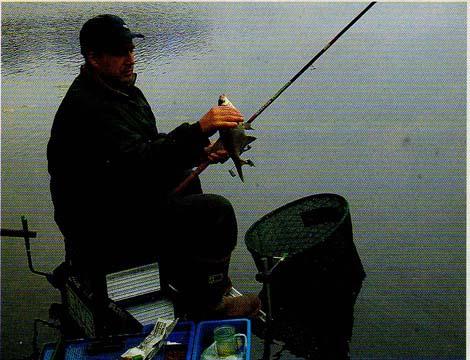 прикормка для донных рыб